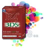 R4i 3DS SDHC